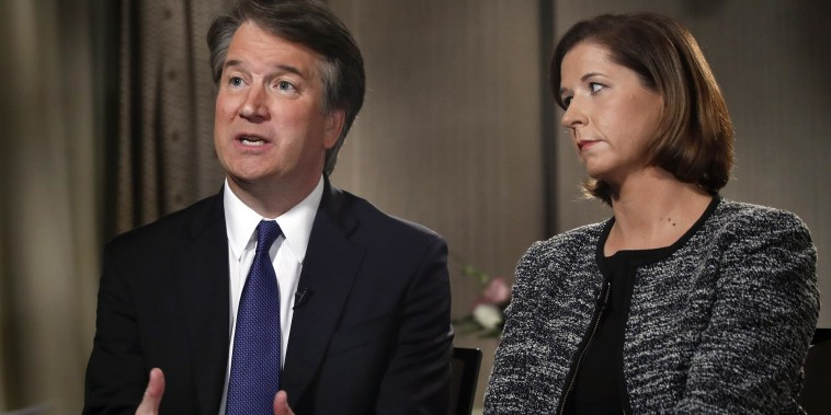 Brett Kavanaugh, wife speak out on allegations in new interview