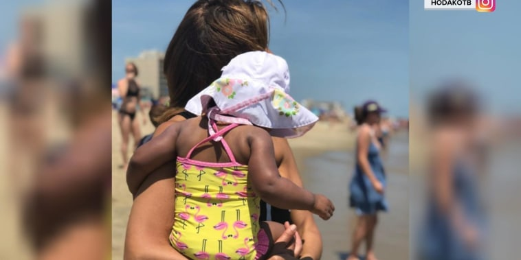 Hoda's favorite summer memory? Beach days with Haley
