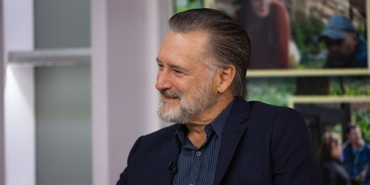 Bill Pullman talks about his new movie, 'Trouble'