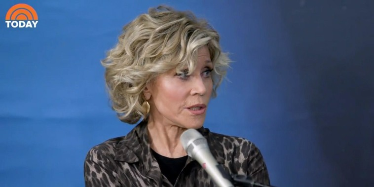 Jane Fonda tells Hoda who she considers her 'next love'