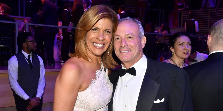 Hoda Kotb says she'll be with partner Joel 'until my last breath'