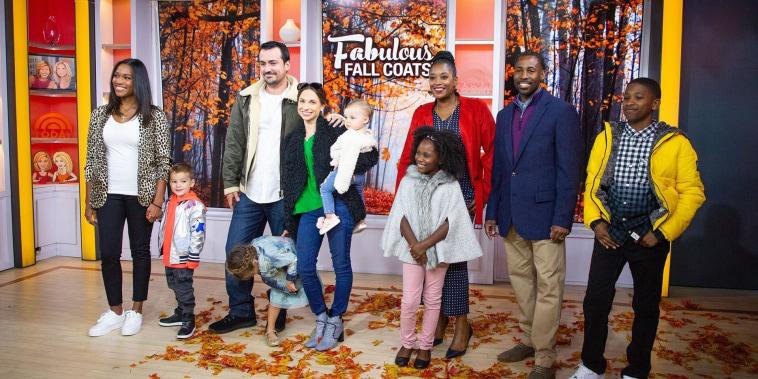 Fall fashion: See fabulous autumn coats for the entire family