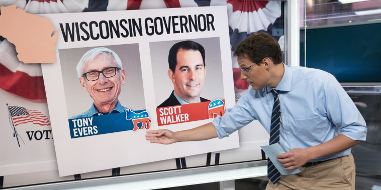 The Midterms: Will a Republican hold on in Wisconsin?