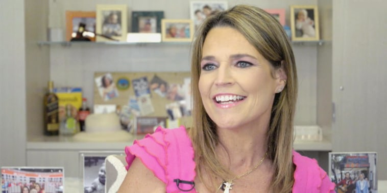 Hoda Kotb, Savannah Guthrie and more open up about finding happiness every day