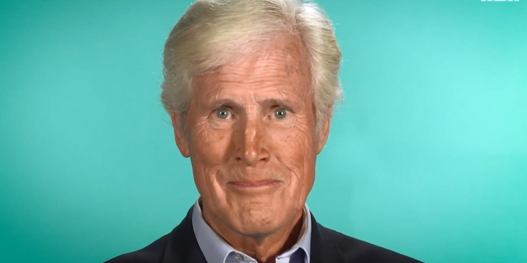 Dateline's Keith Morrison reveals how he de-stresses from covering murder and mayhem