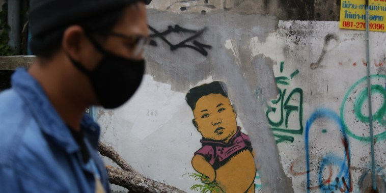 Bangkok's Banksy is a Headache for Thai junta