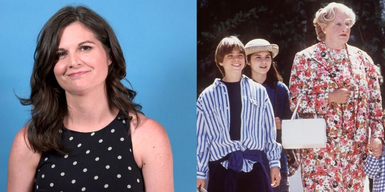 'Mrs. Doubtfire' actress Lisa Jakub reveals Robin Williams' impact on her life now