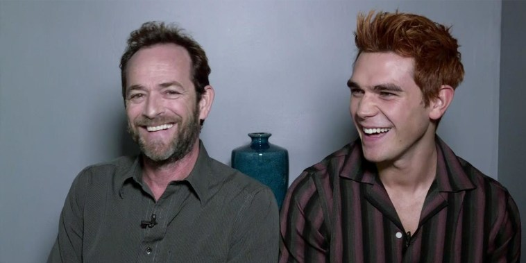 'Riverdale' stars K.J. Apa and Luke Perry on season 3 surprises — and their favorite characters