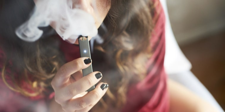 Inside the heated battle over Juul: Creating teen addicts or saving lives?