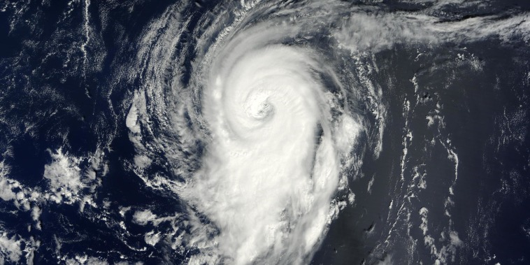 How Michael worsened into a catastrophic category 4 hurricane