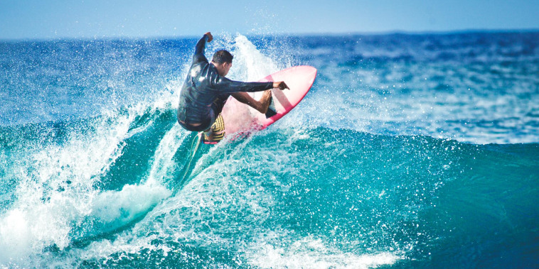 From surfing to business, preparation is the key to success