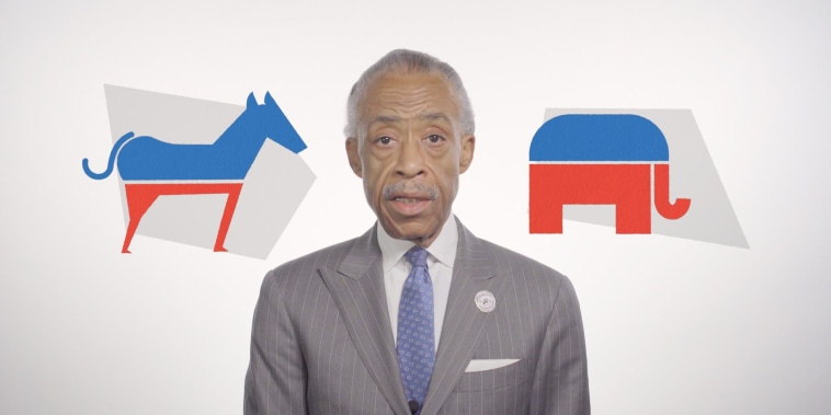 Sharpton: I've known Trump for decades and he's only loyal to one thing