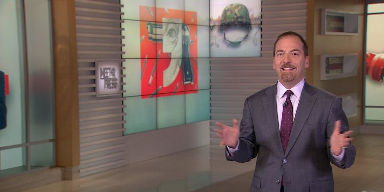 Chuck Todd Introduces 'Guns Found Here'