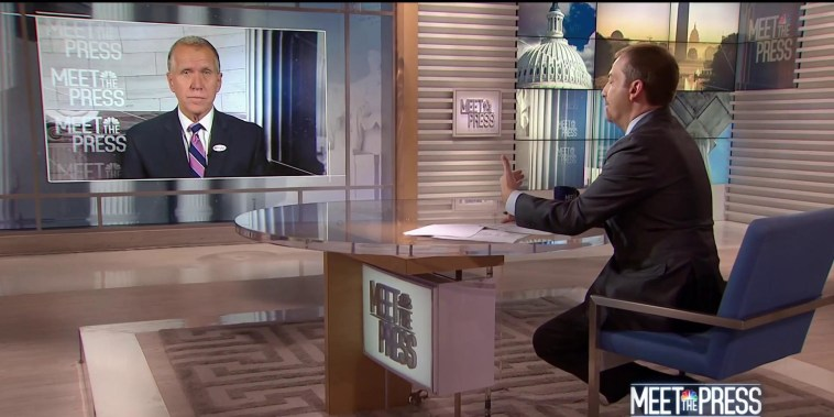 Full Tillis Interview: Saudi killing 'very problematic for our relationship'