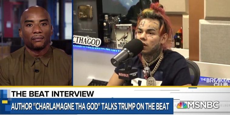Charlamagne Tha God: Trump Trolls Like Tekashi69