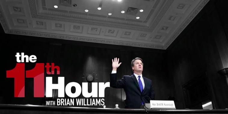 Jon Meacham: The battle is over on Kavanaugh, but the war goes on