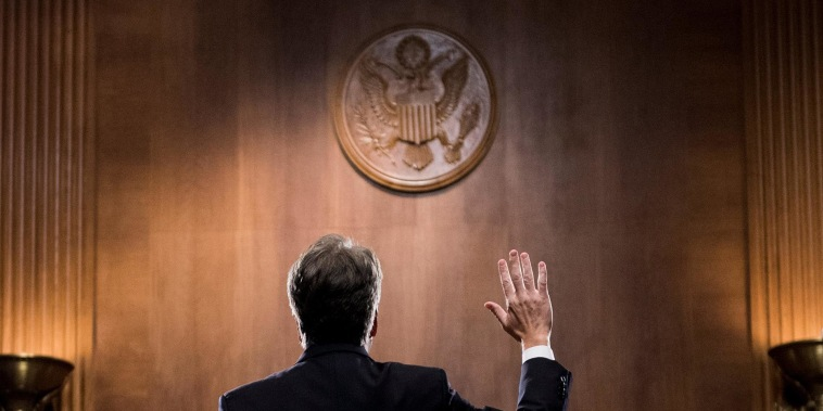 What's ahead for Kavanaugh's first day on the Supreme Court?
