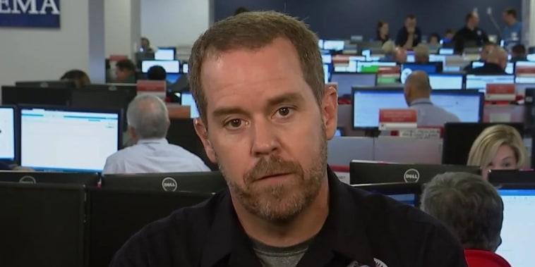 FEMA's Jeff Byard: Brock Long 'best leader I've worked with'