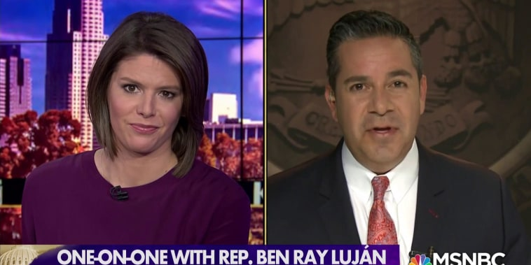 Rep. Luján to Latino voters: Your voice does matter