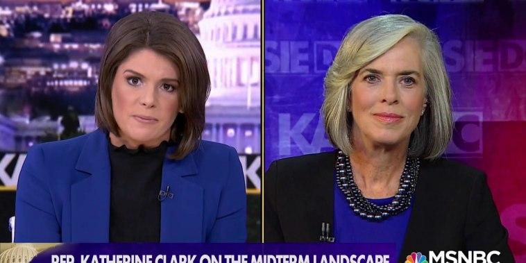 Rep. Clark: 'Unprecedented wave of enthusiasm' among Democratic voters