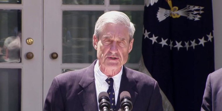 Mueller report could mirror never-seen Watergate report
