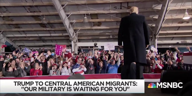 Trump stokes false 'invasion' fears to the detriment of Americans