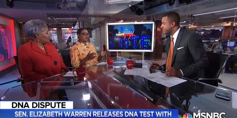 Donna Brazile and Leah Daughtry talk Democrat strategy for midterms, 2020