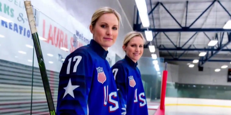 Gold-Medal Winning Hockey Twins Lead Charge in Fight for Equal Pay
