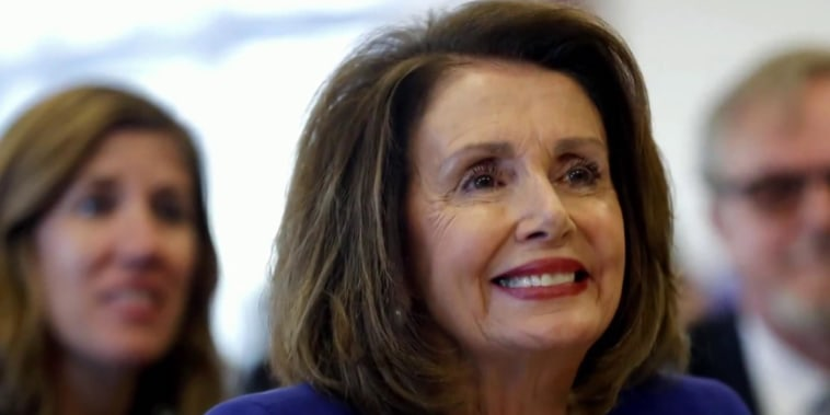 Nancy Pelosi outlines agenda if Dems retake House