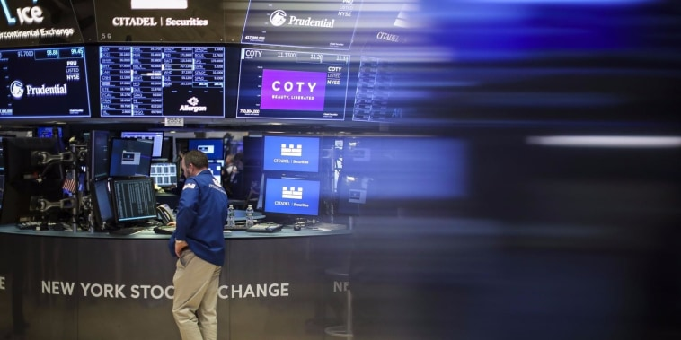 Markets rebound after falling over 1,300 points in two days