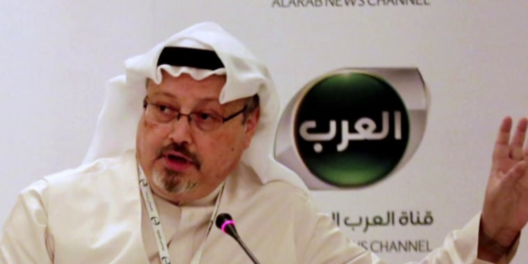 Search for a missing Saudi journalist continues