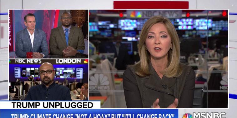 Ghosh: Trump's behavior is being taken deadly seriously worldwide