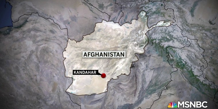 Two Americans wounded in Kandahar, Afghanistan attack
