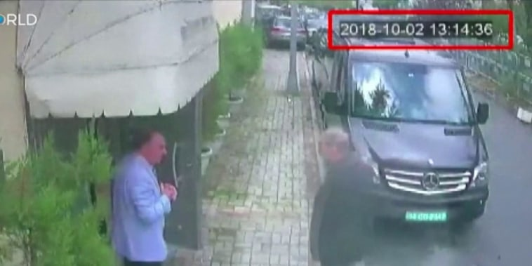 The Big Question: Why is the President hesitant to hold the Saudi government responsible for Khashoggi's disappearance?