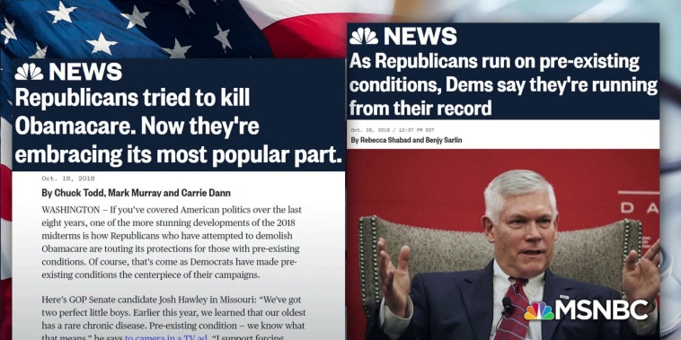 Fmr. HHS Head: GOP 'blatantly lying to the American public'
