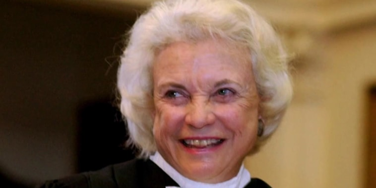 Ret. Supreme Court Justice Sandra Day O'Connor diagnosed with dementia