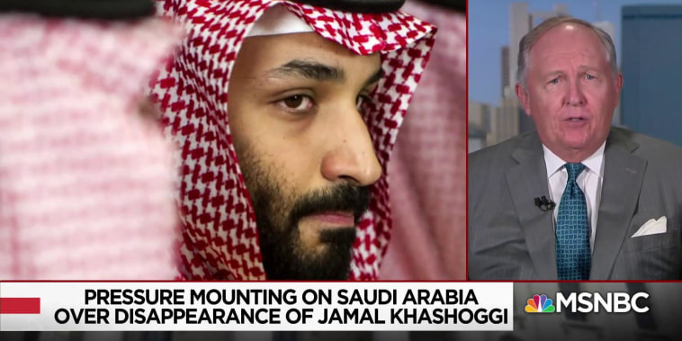 "Fmr US Amb to Saudi Arabia: ""This is the worst moment in US-Saudi relations since 9/11"""