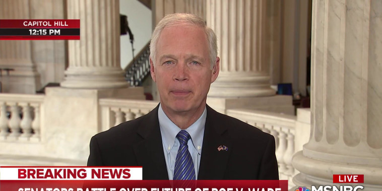 The FBI's Kavanaugh report: How long did GOP Senator Ron Johnson get to read it?