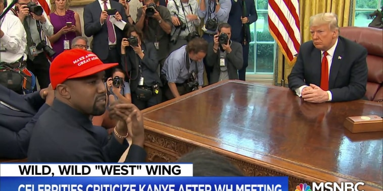 Sharpton: Kanye West Oval Office meeting was insulting to the public