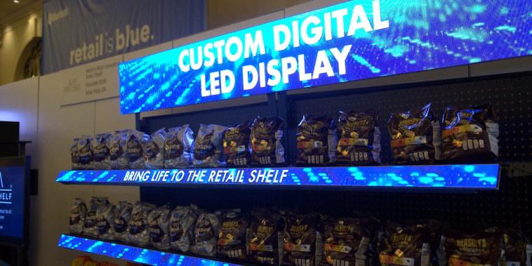 Tech advancements in retail