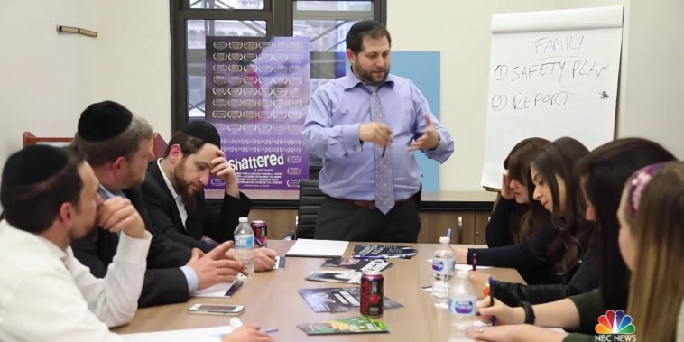 Orthodox Jewish community confronts once-hidden issue of substance abuse