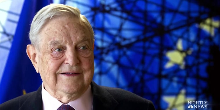 George Soros' N.Y. home targeted with explosive device, authorities say