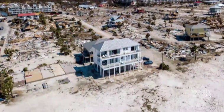 Hurricane Michael destruction exposes weaker building codes in Florida Panhandle