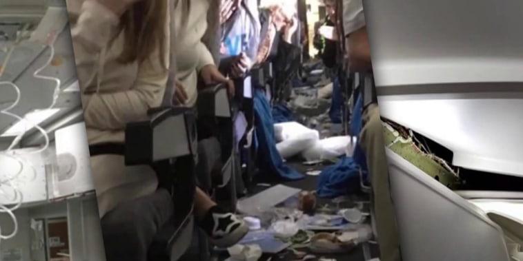 Several on Argentina-bound flight left injured after severe turbulence