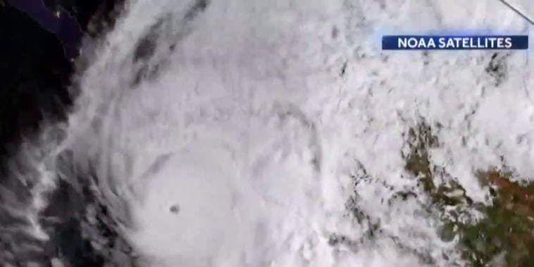 Hurricane Willa strengthens to Category 5 storm