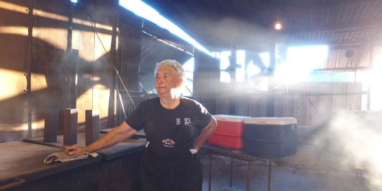 Meet Texas' 83-year-old BBQ pitmaster, Tootsie Tomanetz
