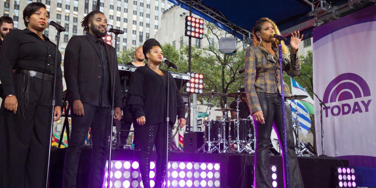 See Jennifer Hudson perform 'I'll Fight' live on TODAY