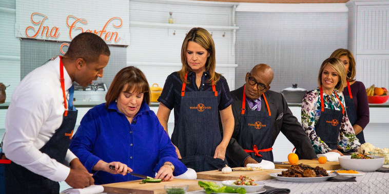 Ina Garten shares how to chop, slice and peel like a pro