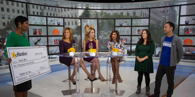 Meet the winners of KLG and Hoda's All-Star contest