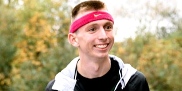 Nike signs 1st athlete with cerebral palsy